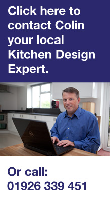contact Colin your local kitchen design expert